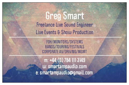greg smart business card 2020